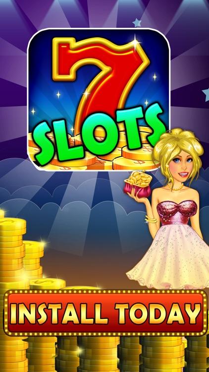 7 Double Casino Slots - Magic Wonderland Of Blackjack Casino And Video Poker Free screenshot-4