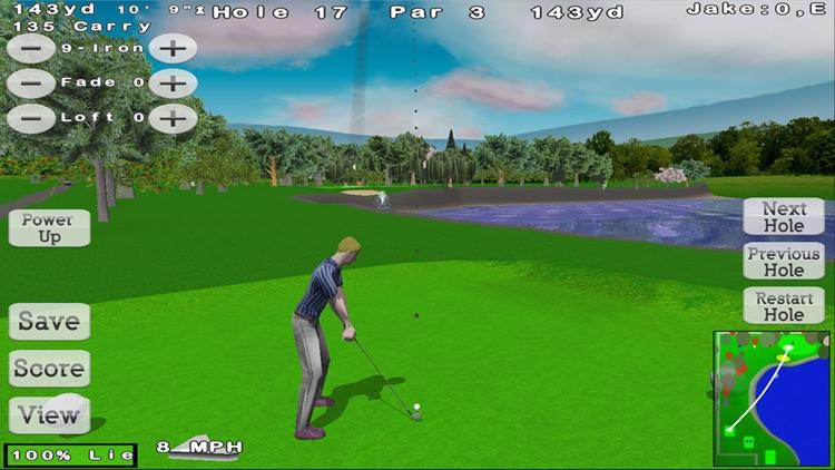 Nova Golf Lite screenshot-4