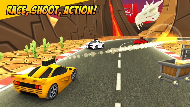 Ace Racer - Shooting Racing