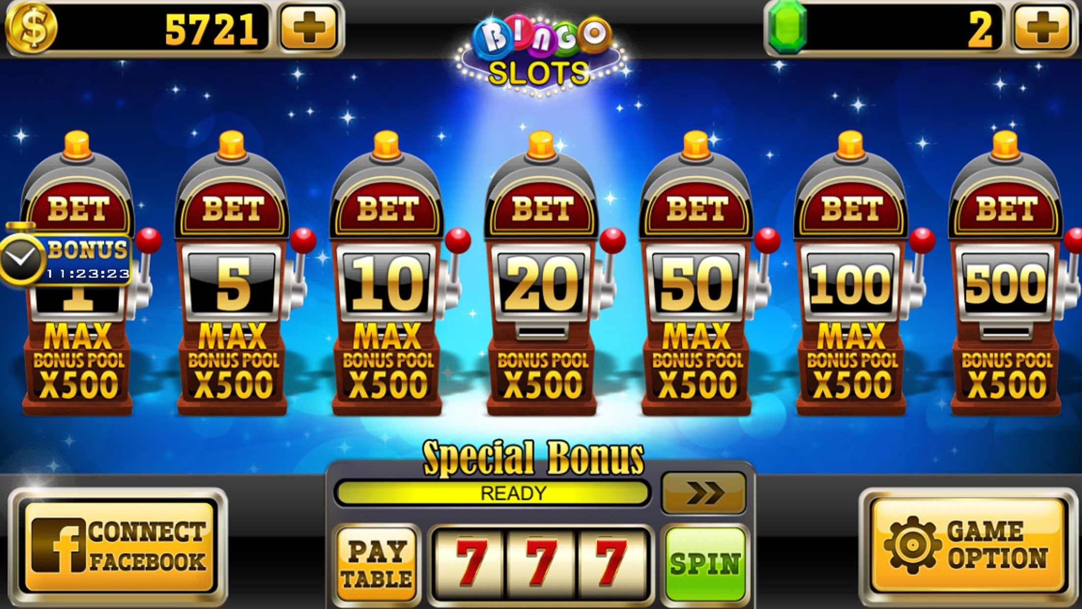 Bingo Slots™ Screenshot