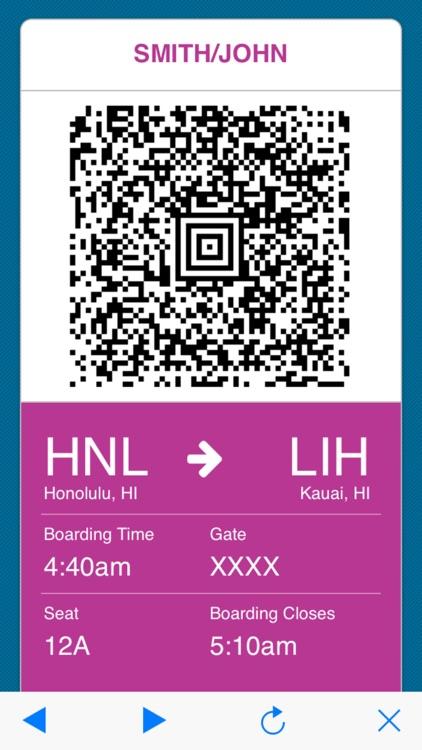 Hawaiian Airlines screenshot-3