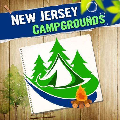 New Jersey Campgrounds & RV Parks icon