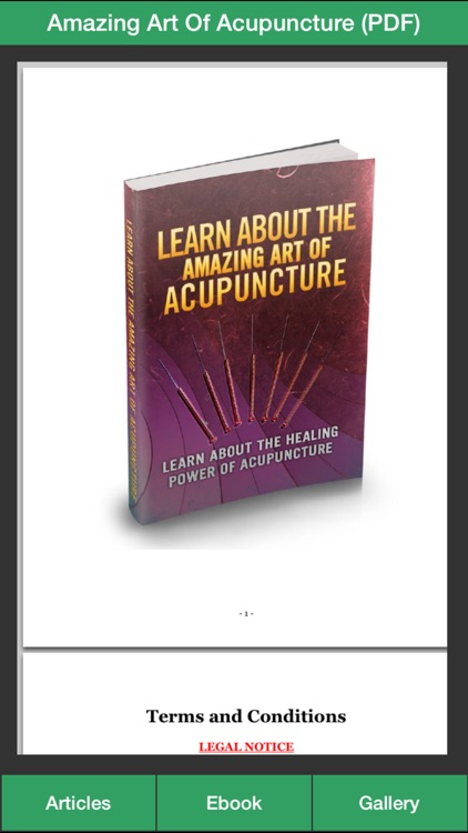 Acupuncture Guide - Everything You Need To Know About Acupuncture Treatment!