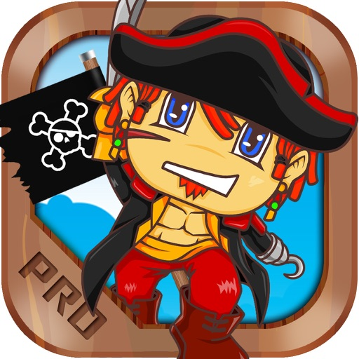 Awesome Pirate Jump Crazy Adventure Game by Super Jumping Games PRO