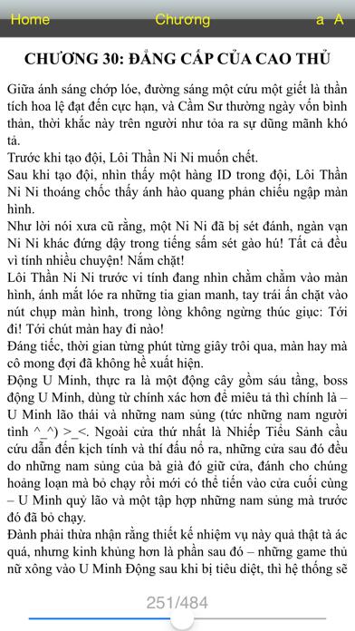 Tiểu Thuyết Chọn Lọc, Tình Cảm, Lãng Mạng screenshot four