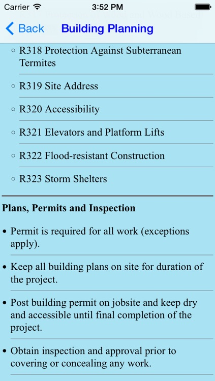 Residential Building Code screenshot-3