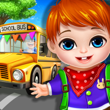 Early School Play House: Baby Learning Games - Learn ABC & 123