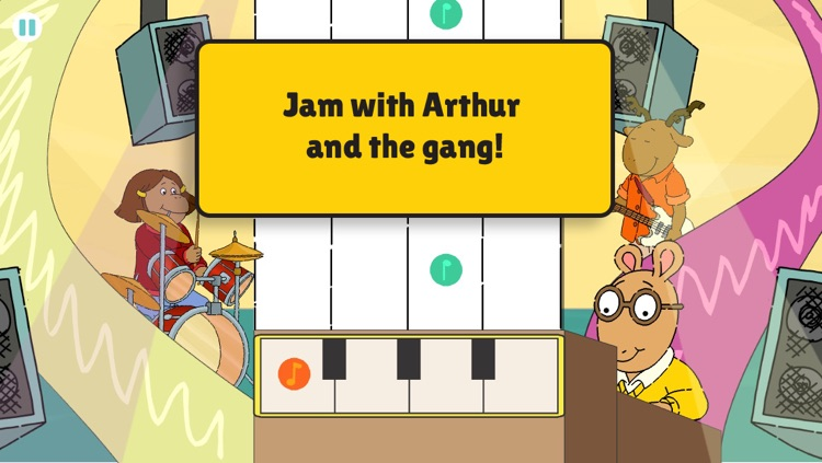 Arthur's Big App screenshot-1