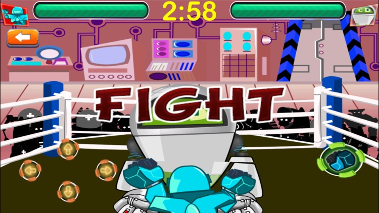 Steel Real Fist Crush FREE - Extreme Boxing Challenge screenshot-4