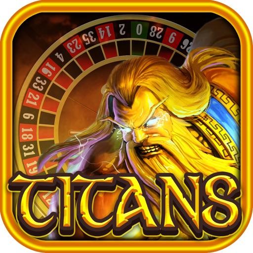 777 Hit it Titan's Roulette - Vegas Rich-es Casino Games Pro