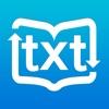 テキストパブ(text pub)-青空文庫やscan snapで取り込みした小説や本・マンガ・アニメ・コミック・同人誌を電子書籍に!読み上げもできる自炊のための読書リーダー