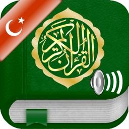 Kur'an Ses mp3 Türkçe, Arapça ve Fonetik - Quran Audio in Turkish, Arabic and Phonetics