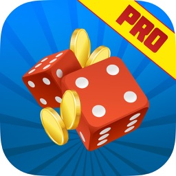 Classic Craps Table PRO - Random Dice Roller with Real Odds