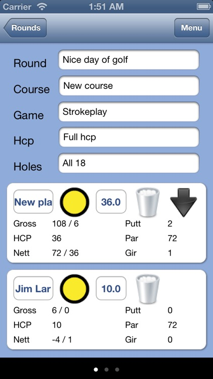 JLGolf screenshot-0