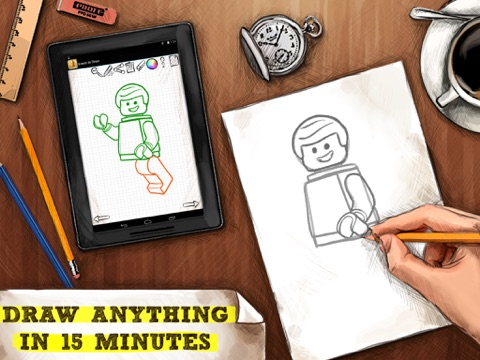 Screenshot of Drawing Ideas: Learn How to Draw Tutorials