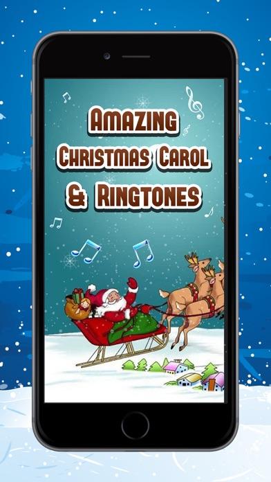 Amazing Christmas Carols, Musics & Ringtones Collection