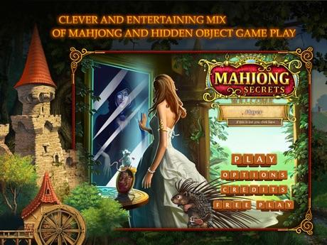Mahjong Secrets HD
