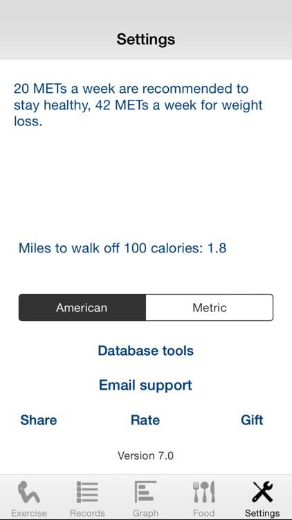 Exercise Calculator screenshot-4