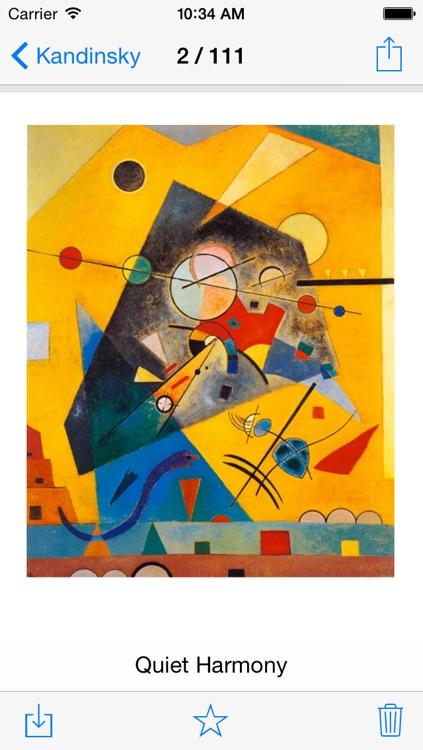 Kandinsky 111 Paintings HD 100M+ Ad-free