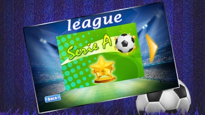 Real Soccer League screenshot three
