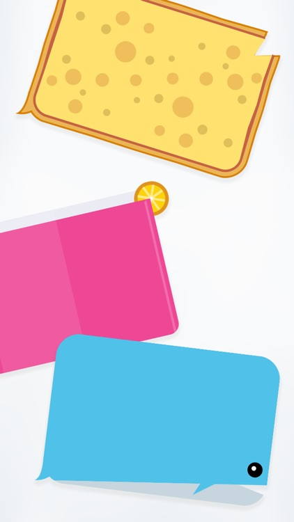 Nemos - Themed Bubble Image Designer for iMessages screenshot-3