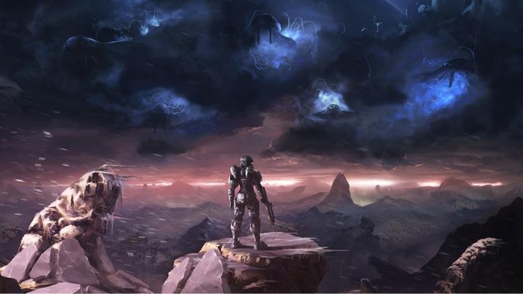 Halo: Spartan Assault screenshot-0