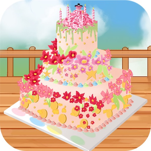 Pretty Birthday Cakes HD