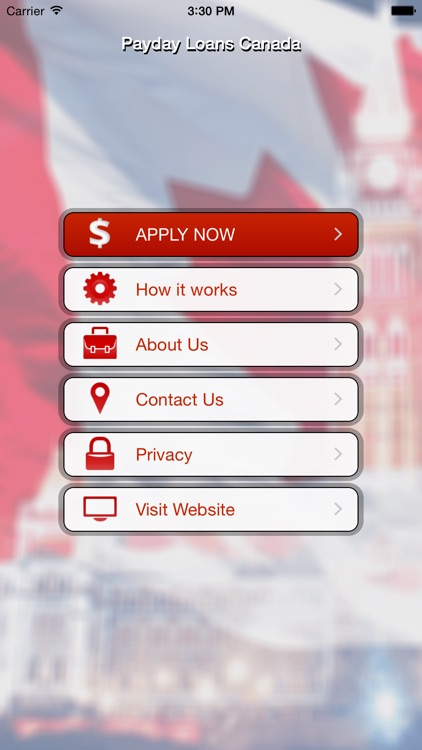 Payday Loans Canada