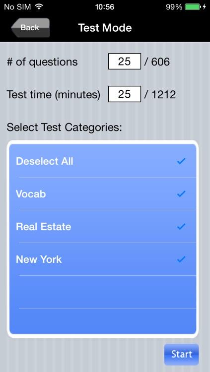 New York Real Estate Salesperson / Agent / Broker Exam Prep screenshot-3