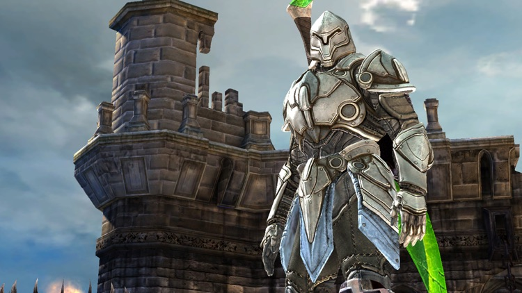 Infinity Blade screenshot-0