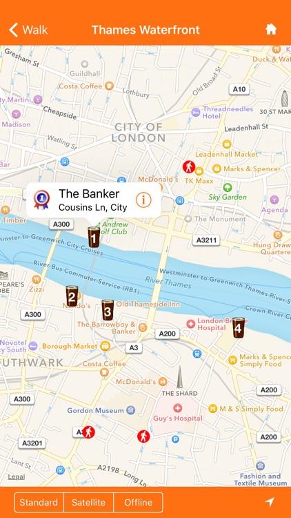 London Pub Crawls