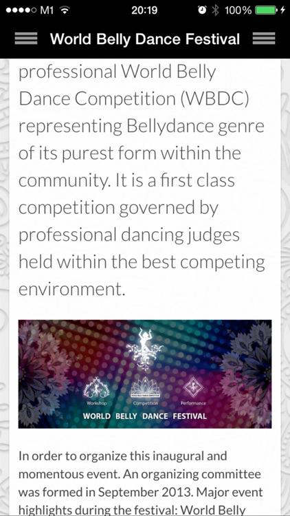 Bellydance Festival