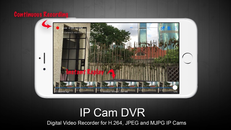 IP Cam DVR