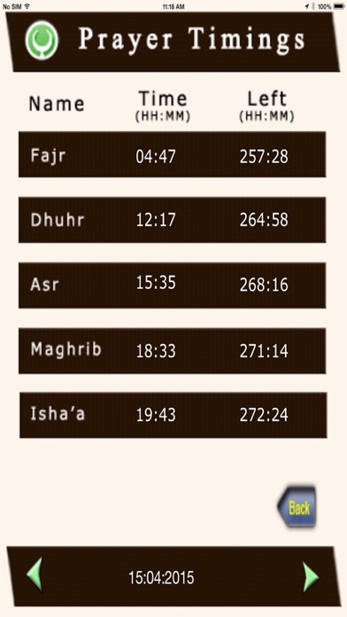 Screenshot for Find Mecca (Qibla) in Lebanon App Store