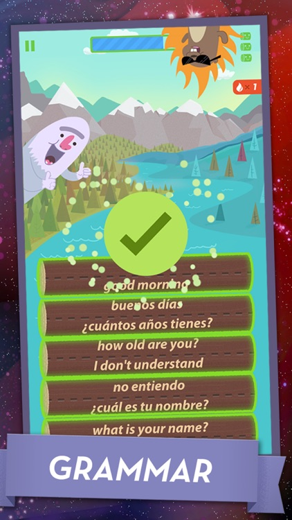 Learn Spanish by MindSnacks screenshot-3