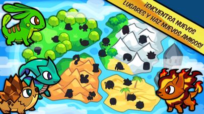 Pico Pets - Animals Evolution & Monsters Combat GameCaptura de pantalla de3