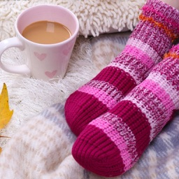 Knit Simple Socks