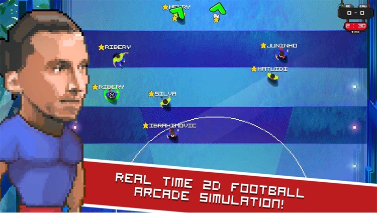 Football Touch 2015 screenshot-1