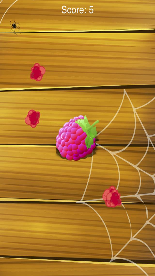 Attack of the Spider! 蜘蛛,臭蟲,甲蟲和怪物的攻擊 - 兒童遊戲屏幕截圖4