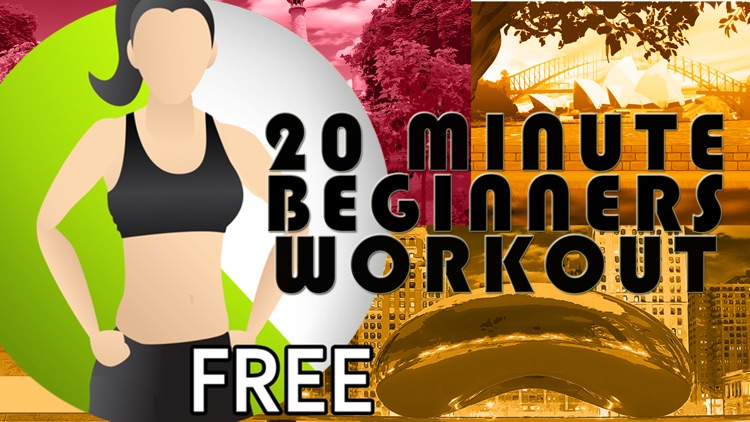 20 Minute Beginners Workout Free by Power 20 screenshot-0