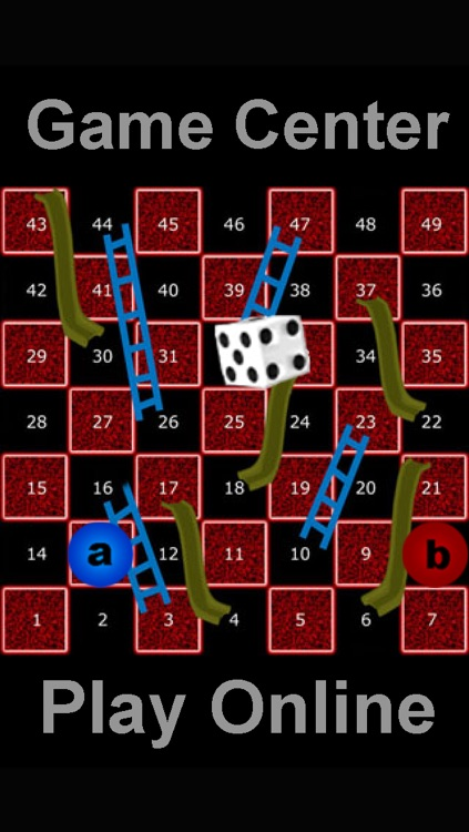 Chutes & Ladders Online screenshot-0