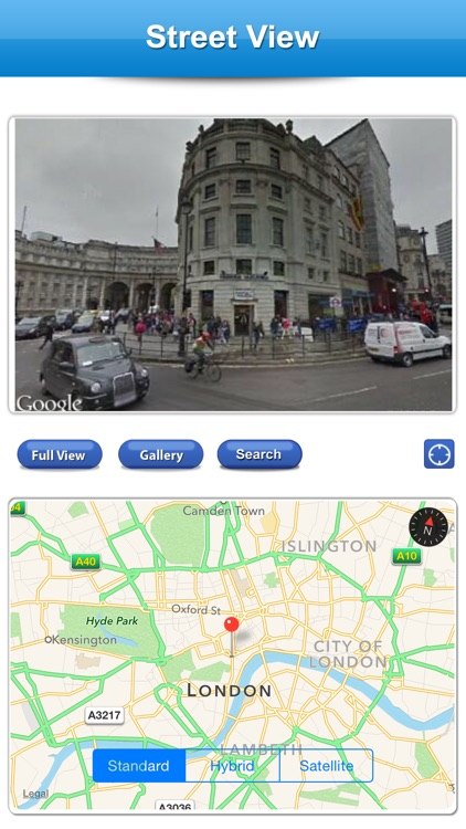 Street View - World Live HD