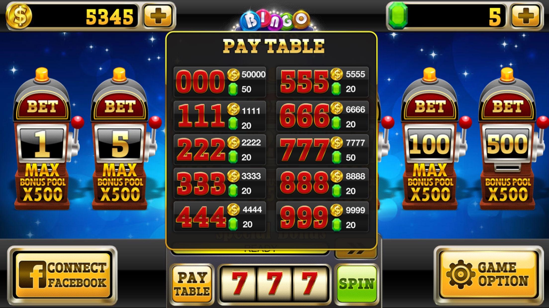 Bingo Slots™ Screenshot
