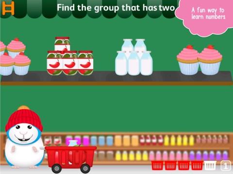 Bugsy Kindergarten Math screenshot