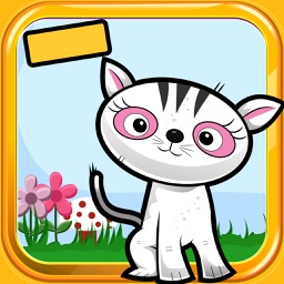 Subtraction for Kids: Animal Flash Cards