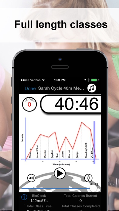 Global Cycle Coach: Your In-Door Cycling App Screenshot on iOS
