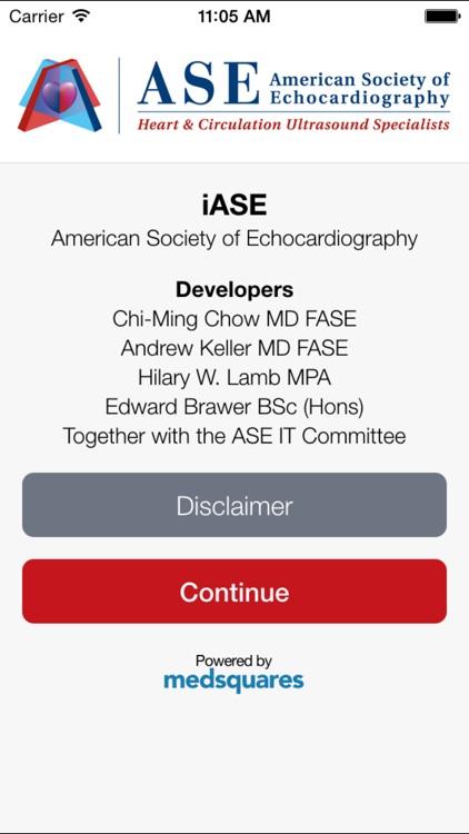 iASE screenshot-0