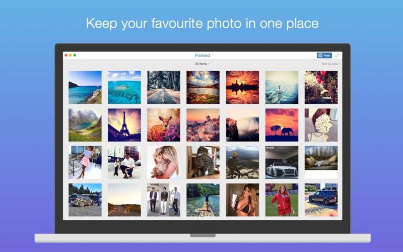 Pixfeed for Instagram Screenshot