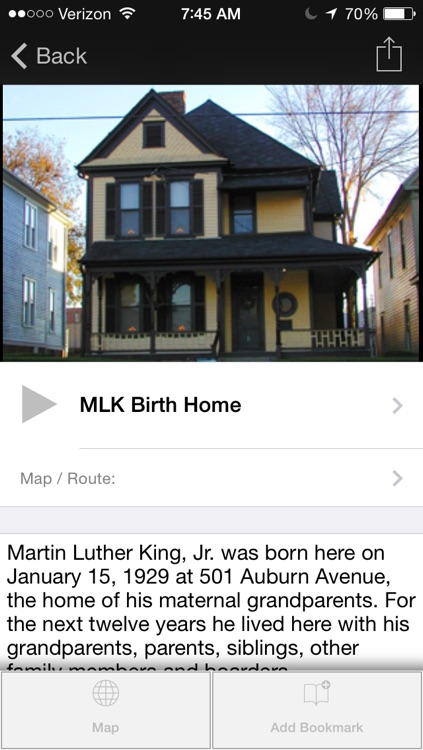 GoExplore Martin Luther King, Jr. National Historic Site