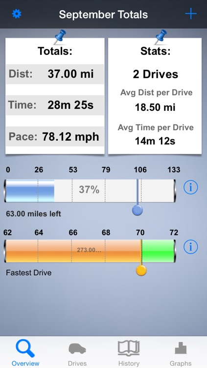 Mile Pal - Car mileage tracker & log screenshot-0